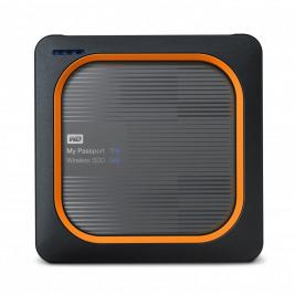 Ext. SSD WD My Passport Wireless 1TB USB3.0 SD