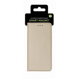 Cu-Be Pouzdro s magnetem Xiaomi Note 6 Pro Gold