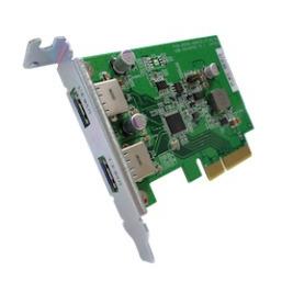 QNAP Dual-port USB 3.1 Type-A Gen