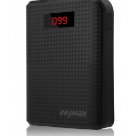 MyMAx PowerBank 10000mAh Black
