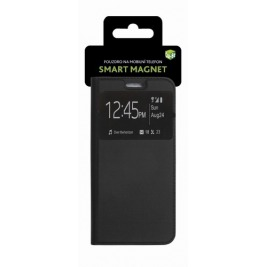 Cu-Be Smart View pouzdro SamsungGalaxy A6 2018 Black